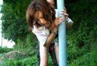 彩瀬まい ニューハーフ美女が野外でケツマンコをガン突きされちゃう動画 画像