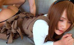 橘ゆうり 可愛い男の娘が寝バックでケツマンコをガン突きで犯されちゃう動画 画像