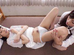 新世代バイセクシャル可愛い淫乱ニューハーフ シーメールレズビアン×ペニクリ性感淫覚緊縛調教(4)