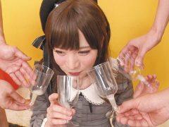 精子(ザーメン)ドリンクバー 誰の精子が一番美味しい?混ぜると美味しい!?僕だけのレシピ! 桜川れい(6)